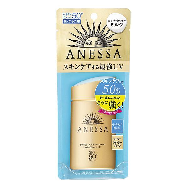 Sữa Chống Nắng Bảo Vệ Hoàn Hảo Anessa Perfect UV Milk 60Ml