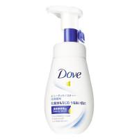 Sữa Rửa Mặt Dạng Bọt Dove Serum Cấp Ẩm 160Ml