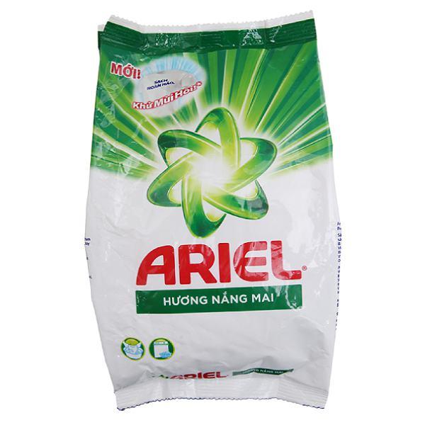 Bột Giặt Ariel Hương Nắng Mai Bịch 720G