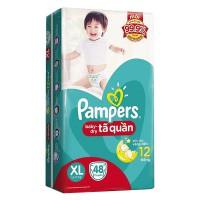 Tã quần Pampers Jumbo XL48