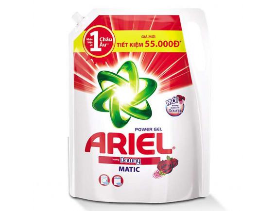 Nước Giặt Ariel Matic Downy Túi 2.15Kg