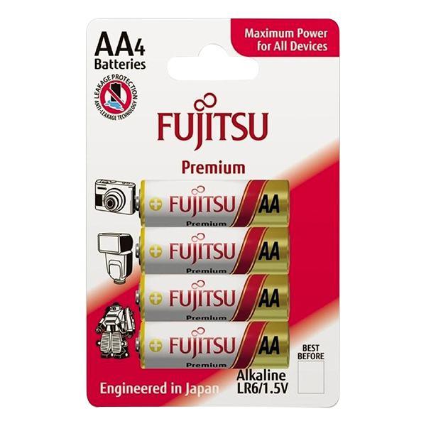 Pin Fujitsu Premium LR6 4B FP-A-FI_AA Vỉ 4