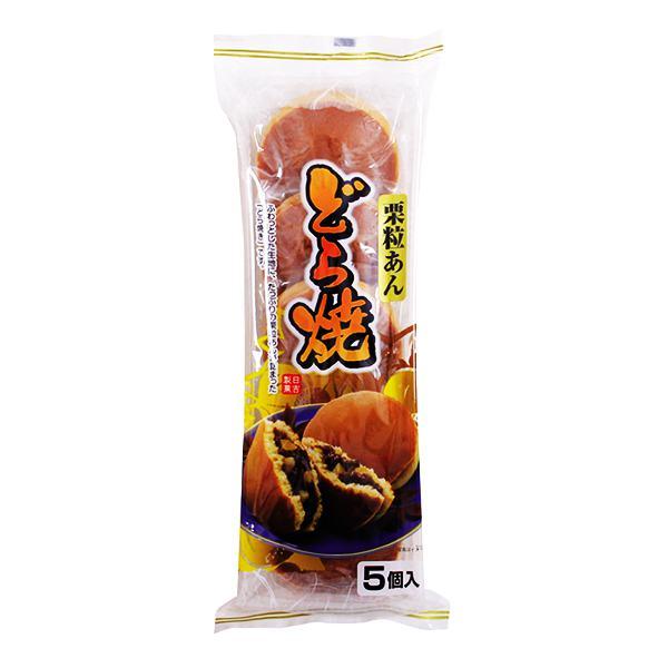 Bánh Dorayaki Nhân Đậu Đỏ Hạt Dẻ 300G