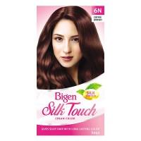 Thuốc Nhuộm Tóc Bigen Silk Touch Màu 6N Nâu Cà Phê