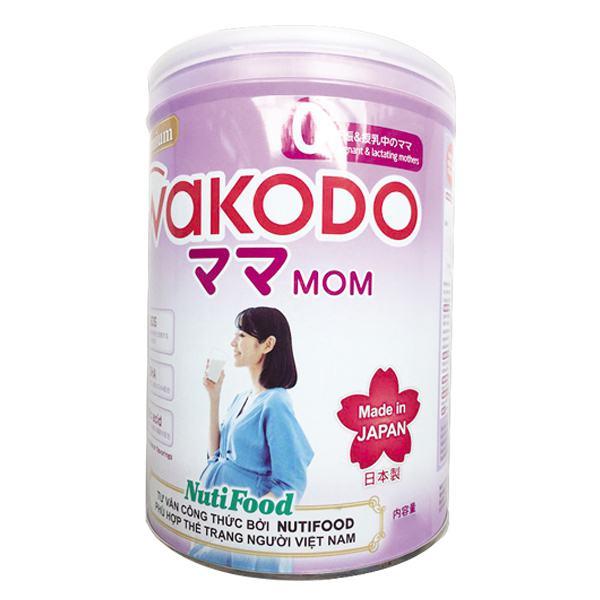 Sữa Dinh Dưỡng Nutifood Wakodo Mom Hộp 300G