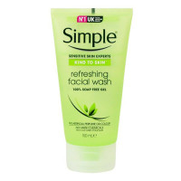 Gel Rửa Mặt Simple 150Ml