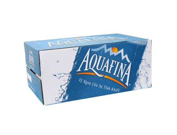 Nước Tinh Khiết Aquafina Thùng 24 Chai 500Ml