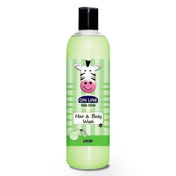 Sữa Tắm Gội Trẻ Em Online Vị Lê 500Ml