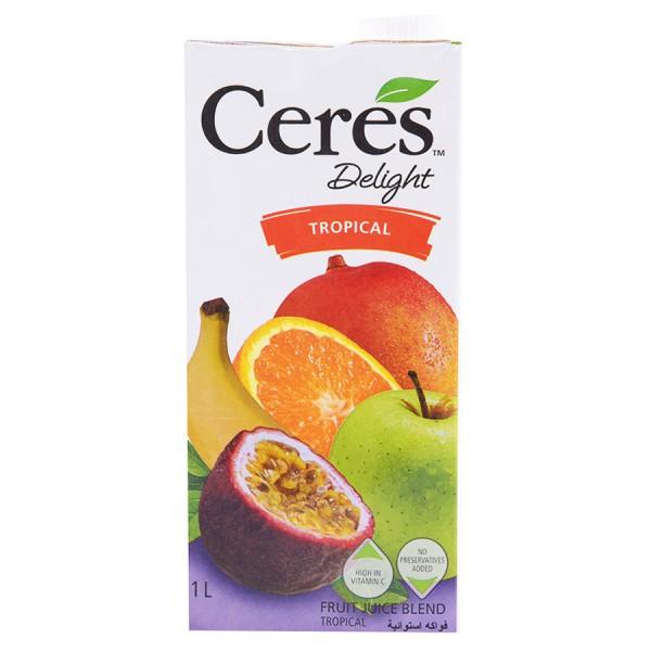 Nước Ép Ceres Trái Cây Hỗn Hợp 1L