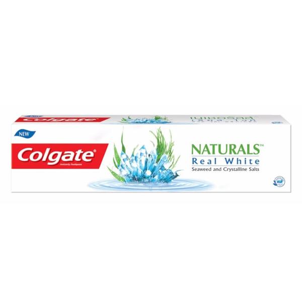Kem Đánh Răng Colgate Naturals Real White 180G