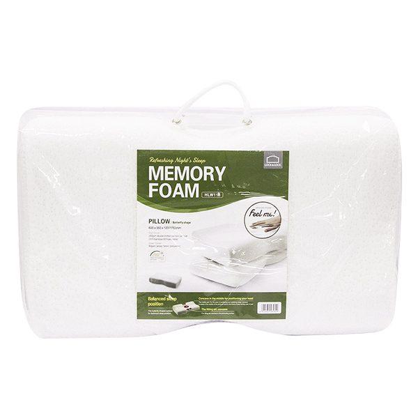 Gối Memory Foam Hình Bướm Lock&Lock HLW113 35*60Cm