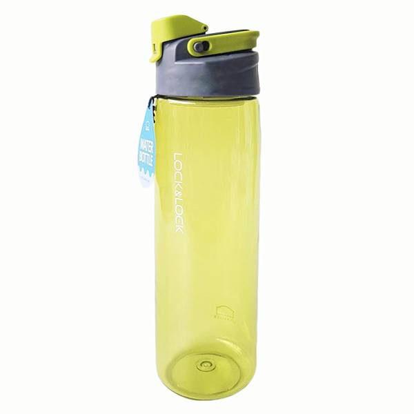 Bình Nước Nhựa Tritan Lock&Lock 950Ml - Xanh Lá