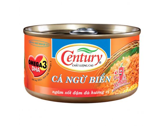 Cá Ngừ Ngâm Sốt Đậm Đà Century 180G