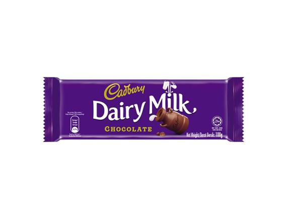 Socola Sữa Cadbury Dairy Milk Chocolate Thanh 100G
