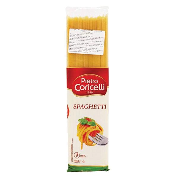 Mì Spaghetti Pietro Coricelli 500G