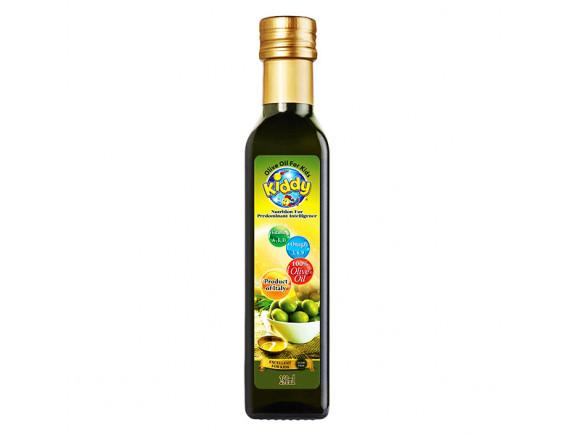 Dầu Olive Kiddy Chai Thủy Tinh 250Ml