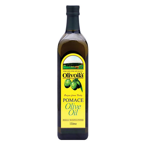 Dầu Olive Olivoila Pomace 1L