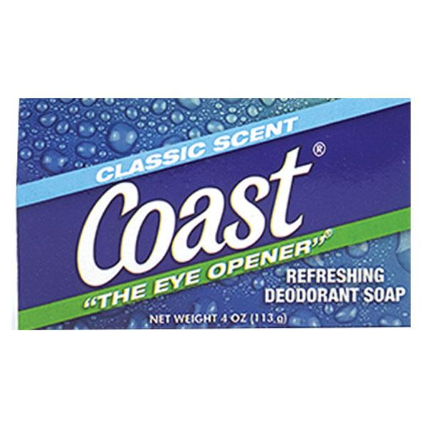 Xà Bông Cục Coast Classic Scent 113G