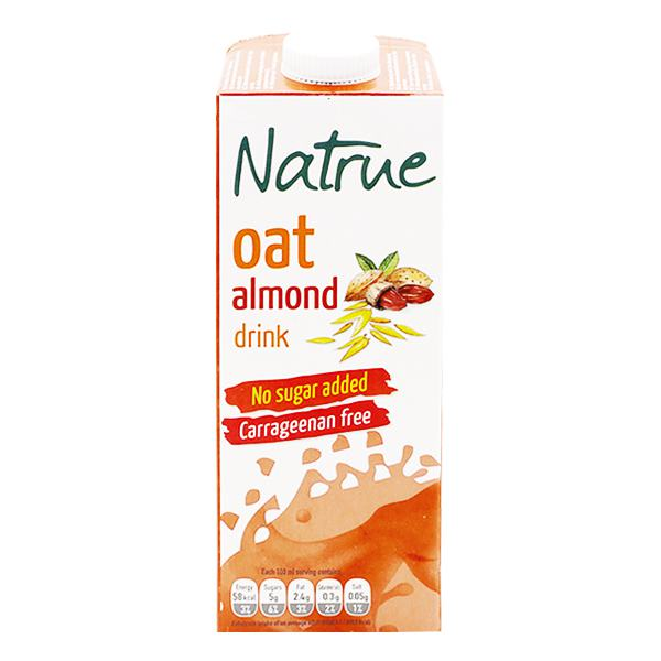 Sữa Yến Mạch & Hạnh Nhân Natrue 1L