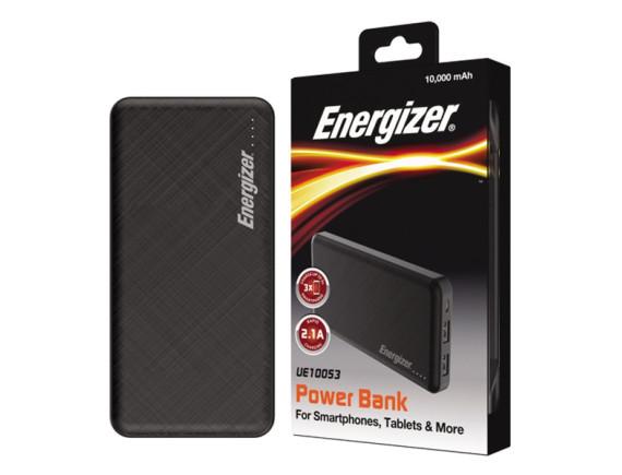 Sạc Dự Phòng Energizer 10.000MAH UE10053BK 3.7V LI-Polymer