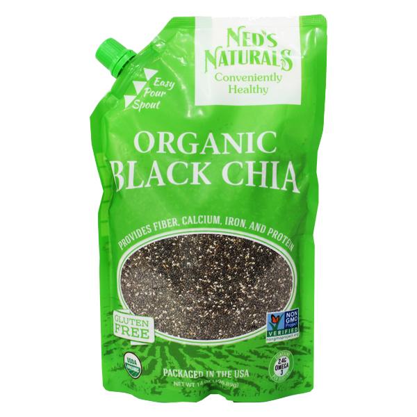 Hạt Chia Organic Ned's Natural 396.89G