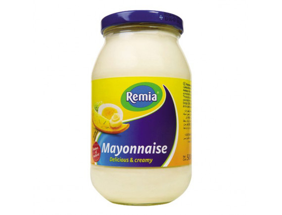 Sốt Mayonnaise Remia Hũ 500Ml