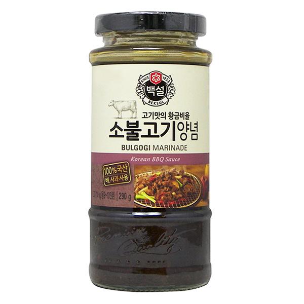 Sốt Ướp BBQ Beksul Bulgogi Thịt Bò 290G