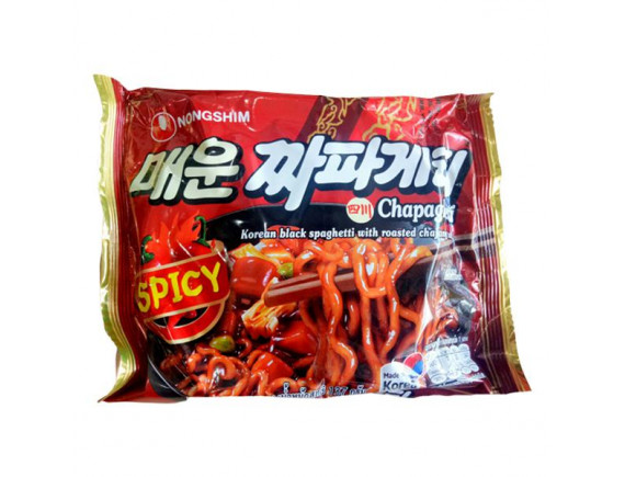 Mì Ăn Liền Chapagetti Nongshim Vị Cay 137G