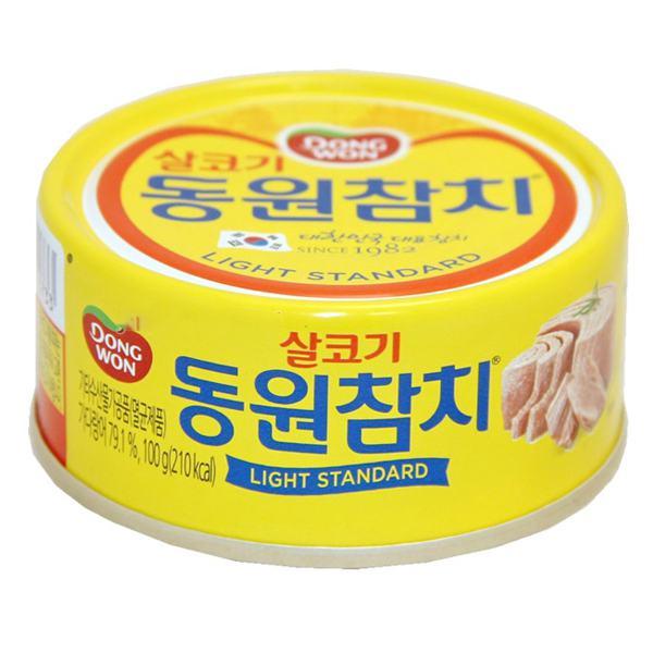 Cá Ngừ Dongwon Trắng Hộp 100G