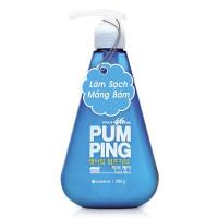 Kem Đánh Răng Pumping Cool Mint Làm Sạch Mảng Bám 285G