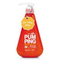 Kem Đánh Răng Pumping Citrus Trắng Răng 285G