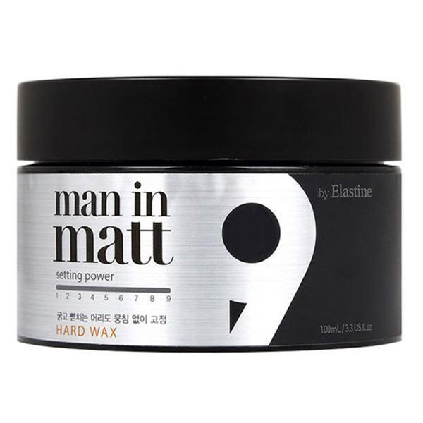 Wax Tóc Elastine Man In Matt Hard 80G
