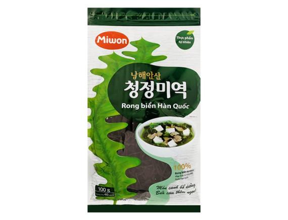 Rong Biển Nấu Canh Miwon 100G
