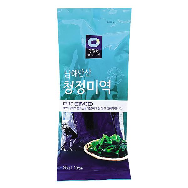 Rong Biển Nấu Canh Miwon Deasang Essential 25G