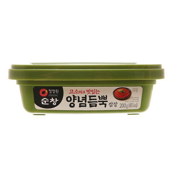 Tương Đậu Miwon Chung Jung One Hộp 200G