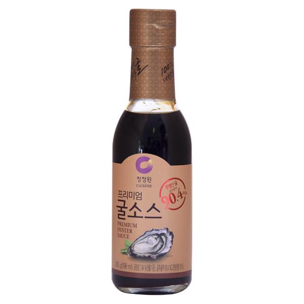 Dầu Hào Cuisine Chai 260G