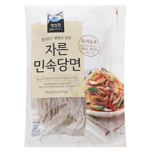 Miến Khoai Lang Khô Miwon Essentail 500G