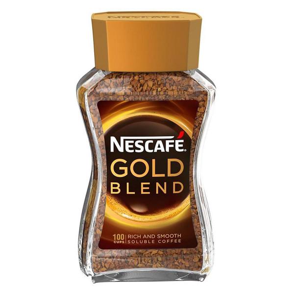 Cà Phê Nescafe Gold Blend 200G