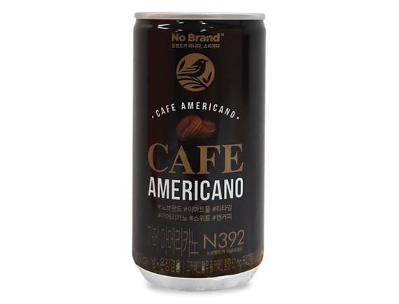 Cà Phê Americano No Brand 175Ml