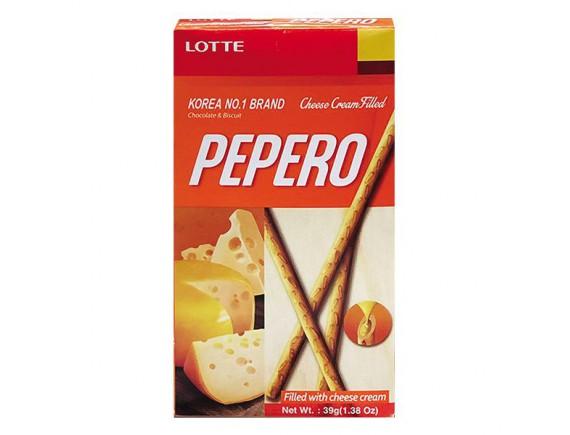 Bánh Que Lotte Pepero Phô Mai 39G