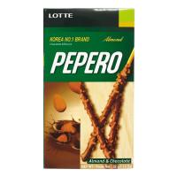 Bánh Que Lotte Pepero Hạnh Nhân 36G