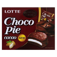 Bánh Lotte Chocopie Ca Cao 336G
