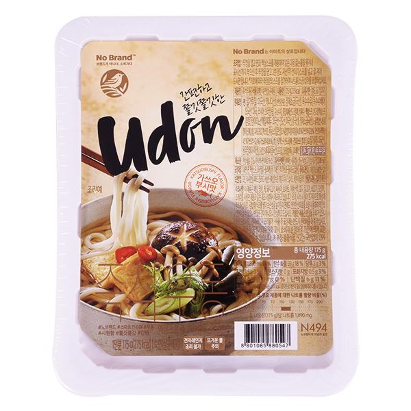 Mì Udon Ăn Liền No Brand 175G