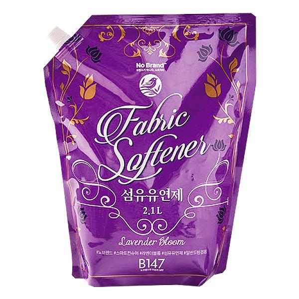 Nước Xả Vải No Brand Lavender Túi 2.1L
