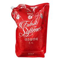 Nước Xả Vải No Brand Hương Hoa Hồng Túi 2.1L
