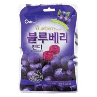Kẹo Cứng CW Trái Cây Việt Quất 100G