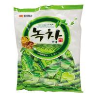 Kẹo Cứng Donga Vị Trà Xanh Gói 300G