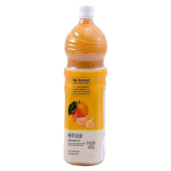 Nước Ép Quýt Jeju No Brand 1.5L