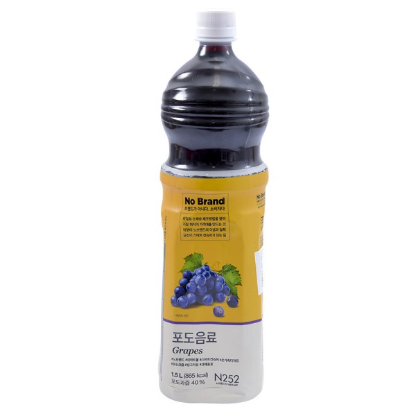 Nước Ép Nho No Brand 1.5L