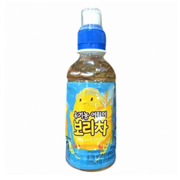 Nước Uống Trà Barley No Brand Chai 200Ml